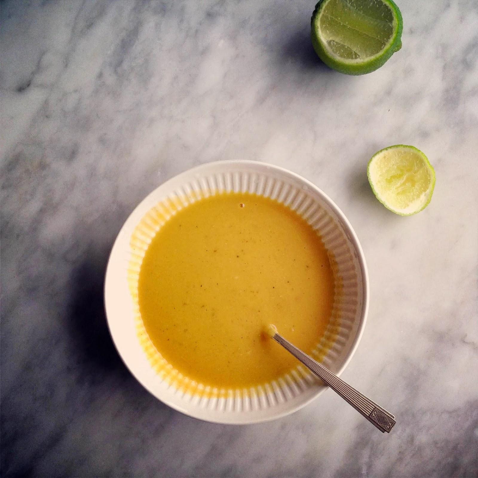 But The Soup Orangette